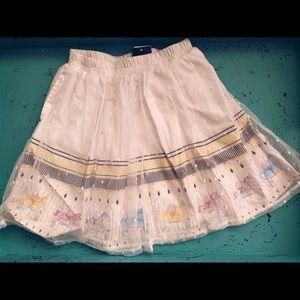 💙 Disney Mary Poppins Skirt 💙